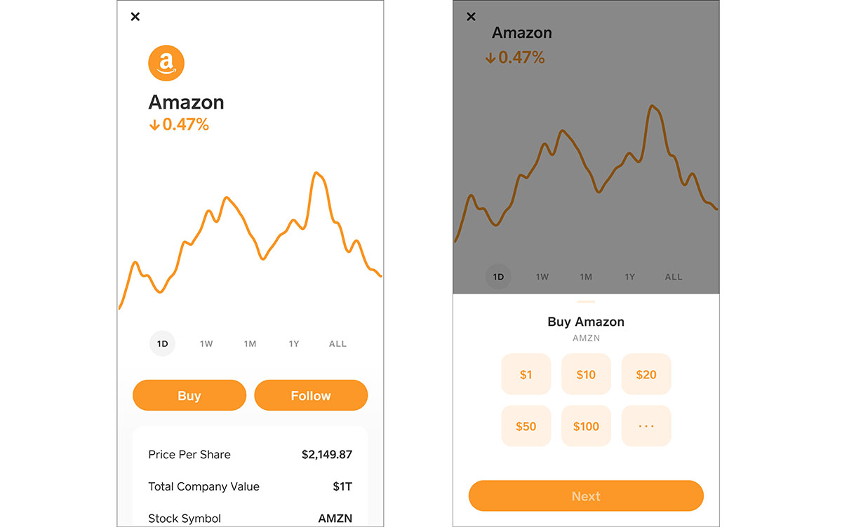 Cash App Referral Code - Buy Fraction of Stocks
