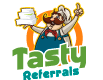 Tasty Referrals Logo